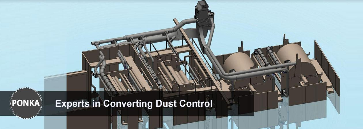Ponka - Experts in Converting Dust Control